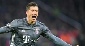 O Bayern demonstra saúde financeira. AFP