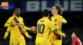 Bayern oublie Semedo et s'attaque à une cible du Barça. AFP