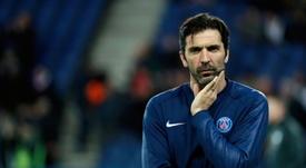 Buffon podría colgar los guantes a final de temporada. AFP