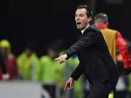 Rennes attend son tirage. AFP