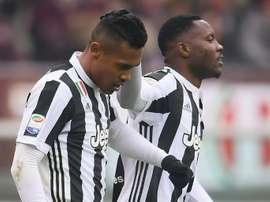 Asamoah está en el punto de mira del Inter. AFP