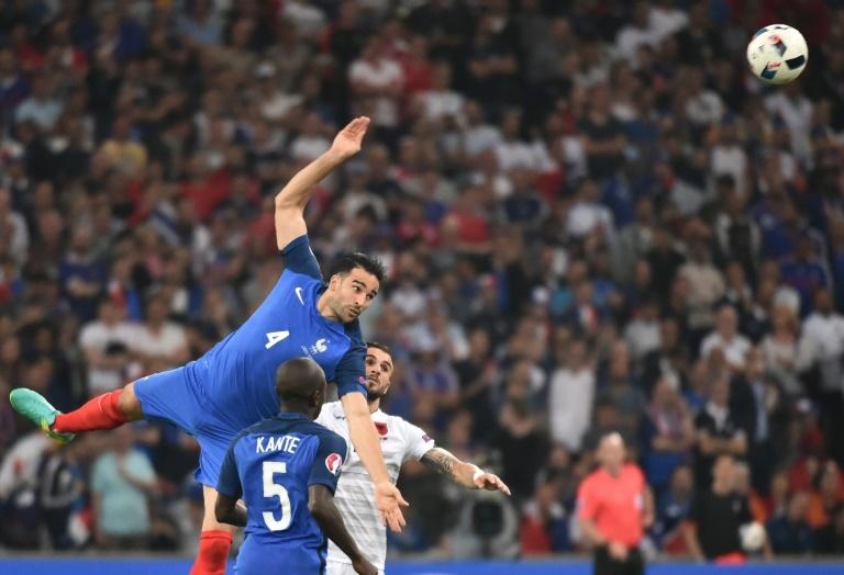 Équipe de France, Pavard :