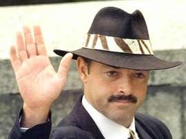 Bruce Grobbelaar participó en la Guerra de Rodesia. AFP/Archivo