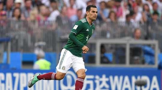 Carlos Vela ve con buenos ojos a Márquez como seleccionador de México. AFP