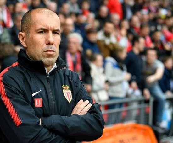 Leonardo Jardim could be set for a move to Serie A. AFP