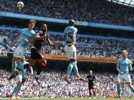 Les compos probables du match de Premier League entre Huddersfield et City. AFP