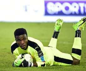 El Oostende firma al camerunés. AFP