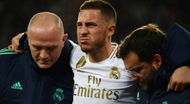 From panic to reassurance: Hazard will only be out for 10 days. AFP