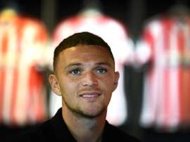 Trippier has impressed with his starts at Atletico. AFP