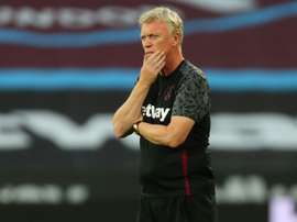 David Moyes and West Ham will miss out on Said Benrahma. AFP