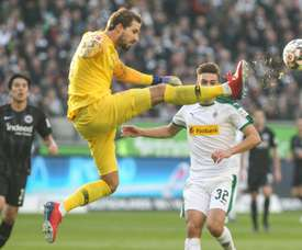 Trapp se marcha traspasado al Eintracht. AFP