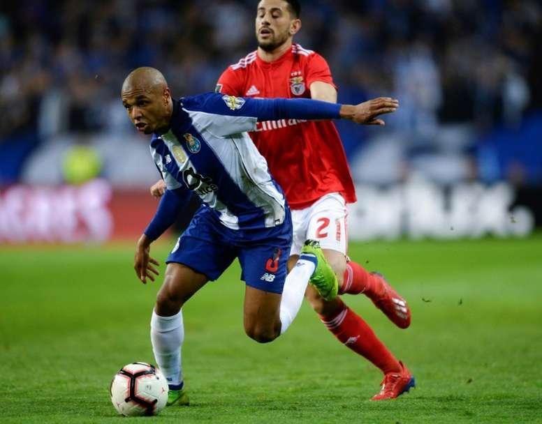Ainda está tudo por decidir na Liga Portuguesa. AFP