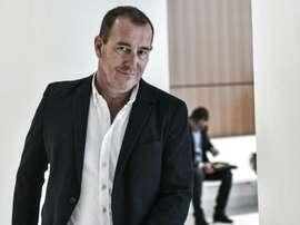 Jean-Marc Conrad fue condenado a cárcel. AFP