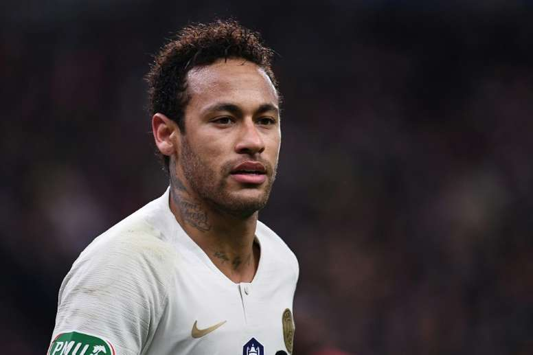 Neymar will retrurn. AFP