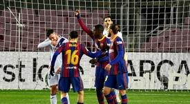 sans Messi, le Barça déçoit de nouveau. EFE
