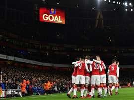 Liverpool ne veut plus de Konsa. AFP