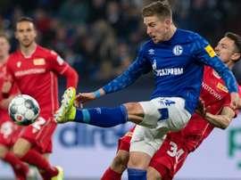 Bundesliga: prováveis escalações de Union Berlin e Schalke 04. AFP