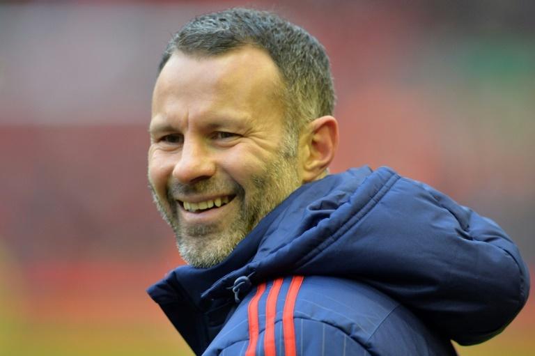 L'ex-star de Manchester United Ryan Giggs nommé sélectionneur — Pays de Galles