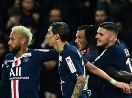Les compos probables du match de Coupe de France entre Lorient et le PSG. AFP
