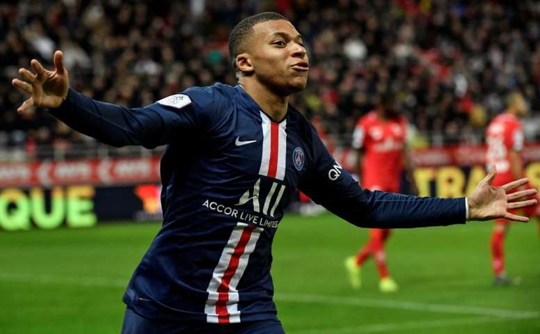 Rumours: Liverpool want Mbappe