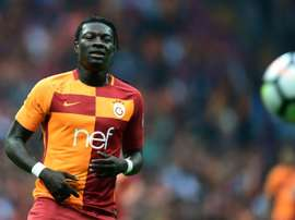 Gomis change de club. AFP