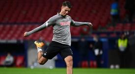 El RB Leipzig anunciará este jueves el fichaje de Szoboszlai. AFP
