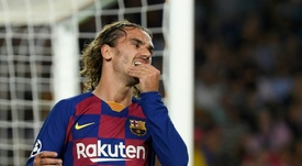 Eric Olhats feels Griezmann was misled by Barcelona. AFP