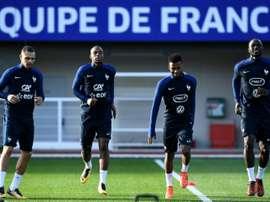 El Atlético trabajaría ya en la llegada de Sidibé. AFP