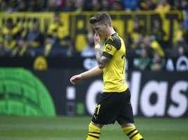 Il Borussia getta il titolo alle ortiche. AFP