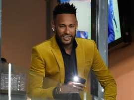 Neymar aura une fête loin de Paris. EFE