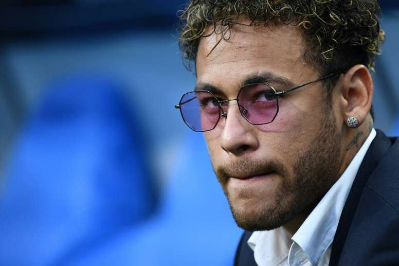 'Football Leaks' reports Neymar will get a 12,000 euro per day fine. AFP