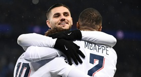 PSG will wear a special shirt. AFP