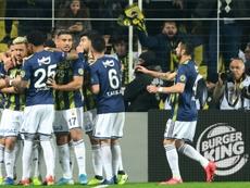 Fenerbahçe privé de deux millions d'euros de recettes