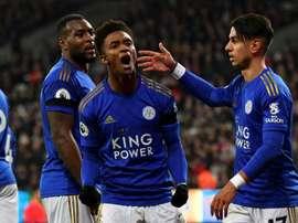 Leicester tem pressa em reforçar seu time. AFP