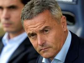 Fran Escribá remplace Cardoso. AFP