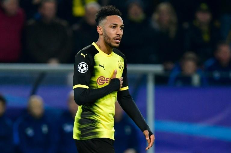 Aubameyang encore écarté du groupe — Dortmund