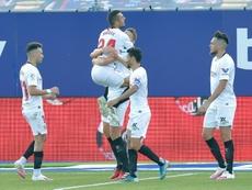 Espagne: le Séville FC accroché chez Levante. AFP
