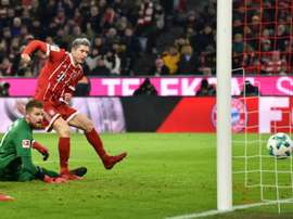Le Bayern se rend à Cologne. AFP