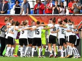 L'Autriche jouera le Danemark. AFP