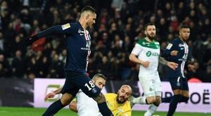 Les finales de Coupe de France et de Coupe de la Ligue les 1er et 8 août ? AFP