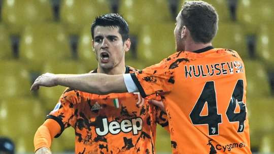 Le probabili formazioni di Juventus-SPAL. AFP