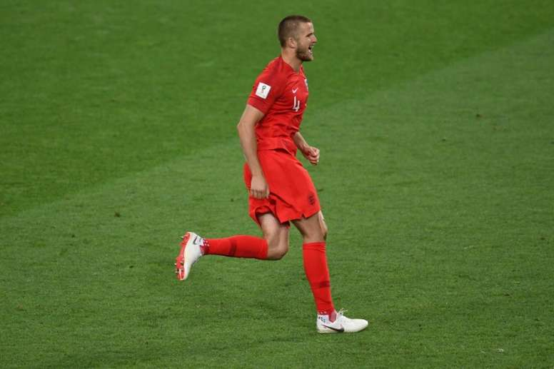 Dier was one of the players to ignore the warning. AFP