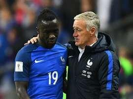 Sagna adds to France injury list.