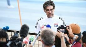 Benlamri vient renforcer la défense de l'OL. AFP
