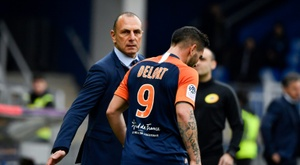 Montpellier have confirmed five positives. AFP