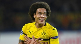 Witsel has been showing his class at Dortmund. AFP