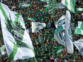 Des supporters du Raja. AFP