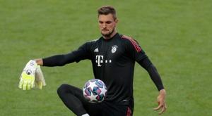 Ulreich, doublure de Neuer, quitte le Bayern. AFP