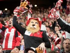 Avec Muniain, l'Athletic Bilbao fait un pas vers la finale. AFP