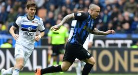 Nainggolan podría seguir en el Cagliari. AFP